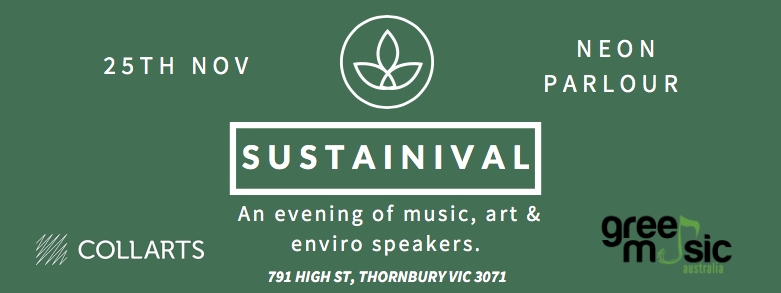 Melbourne Welcomes Sustainival